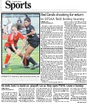 Red Devils shooting for return to OFSAA field hockey tourney