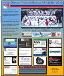 """Oakville Rangers Bantam """"A"""" 2012-2013"""