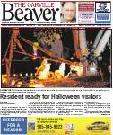 Oakville Beaver18 Oct 2012