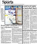 Blades goalie's unflappable nature key in adjustment to Junior A