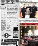 Hot off the presses: Firefighter fundraising calendar