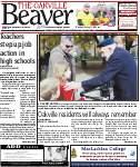 Oakville Beaver14 Nov 2012