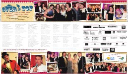 Over the Top: the OTMH Candlelight Ball: a record breaking year