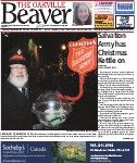 Salvation Army has the Christmas Kettle on