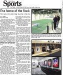 The home of the Rock: NLL team will do all but play its games in Oakville