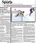 Inside info aids minor midget AA Rangers: Rangers allow four goals in seven games