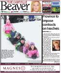 Oakville Beaver, 4 Jan 2013