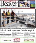 Officials check up on new Oakville hospital: New Oakville hospital a source of pride for local residents: Hospital aims to heal