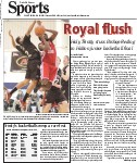Royal flush: Holy Trinity stuns Bishop Reding in Halton junior basketball final