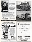 Bookmobiles then and now
