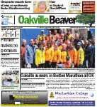 Oakville runners in Boston Marathon all OK