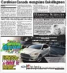 Carolinian Canada recognizes Oakvillegreen