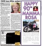 Happy 90th Mamma Rosa
