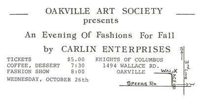 """An Evening of Fashion"""
