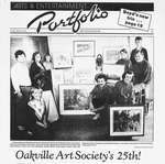 Arts & Entertainment Clipping: Oakville Art Society's 25th Anniversary