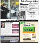 Safe of drugs stolen