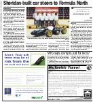 Sheridan-built car steers to Formula North