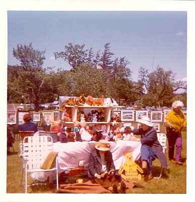 Art in the Park. 1972