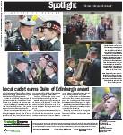 Local cadet earns Duke of Edinburgh award