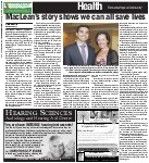 MacLean's story shows we can all save lives