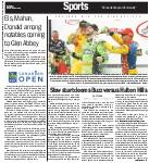 Slow start dooms Buzz versus Halton Hills: Lacrosse