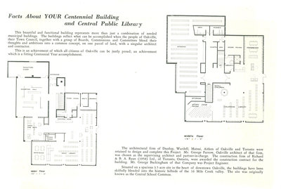 Central Library Floor plan