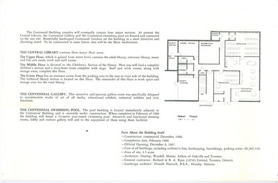 Central Branch Floor Plan