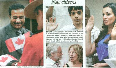 Citizenship at OPL
