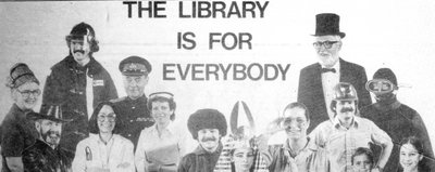 'The Library is for Everybody'