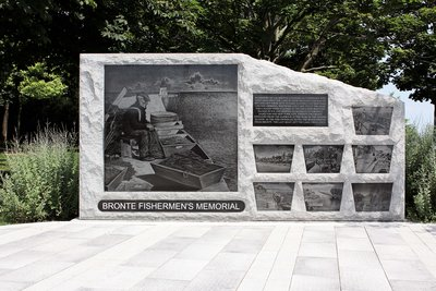 Bronte Commercial Fishermen's Memorial