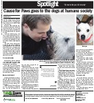 Cause for Paws goes to the dogs at humane society