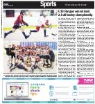 U19 Rangers win national Jr. ball hockey championship; U15 Rangers finish fourth