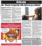 Jen Chapin brings her folk style to jazz festival