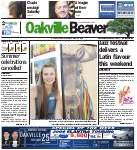 Oakville Beaver9 Aug 2013