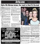 Kylie McMahon takes the lead in Next To Normal