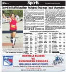Oakville Half Marathon features first-ever local champion