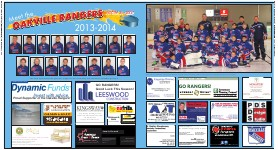 Meet the Oakville Rangers Atom A-Red 2013-2014