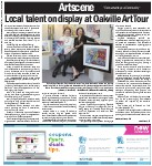 Local talent on display at Oakville Art Tour