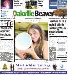 Oakville Beaver18 Oct 2013
