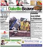 Oakville Beaver23 Oct 2013