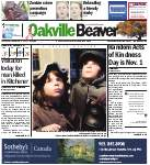 Oakville Beaver24 Oct 2013
