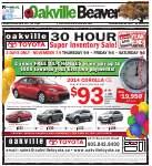 Oakville Beaver6 Nov 2013