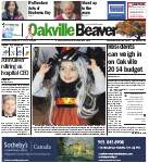 Oakville Beaver31 Oct 2013