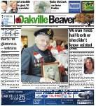Oakville Beaver8 Nov 2013