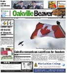 Oakville remembers sacrifices for freedom