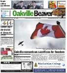 Oakville Beaver13 Nov 2013