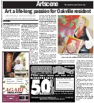 Art a life-long passion for Oakville resident