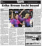 Erika Brown Sochi bound: Oakville curler wins U.S. trials to qualify for her third Olympics