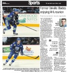 Former Oakville Blades enjoying AHL reunion: Three local products in Canucks organization