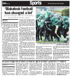 """Blakelock football has changed a lot"": Tigers beat Reding for senior 2 championship erasing memories of winless seasons"